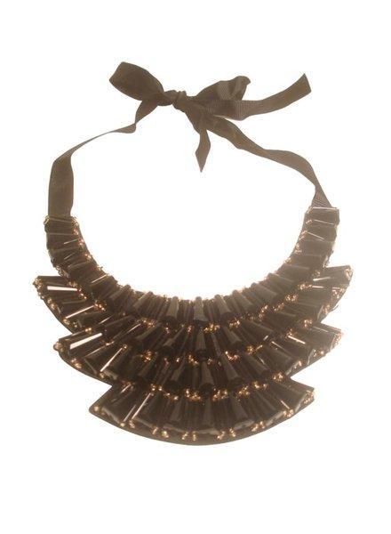 Rock chique statement necklace