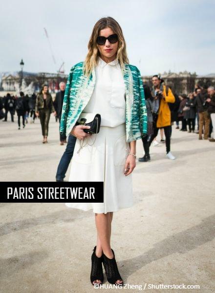 Paris streetwear