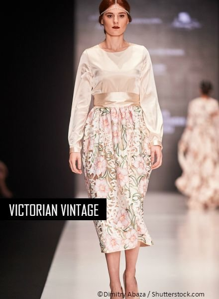 Victoriaans Vintage