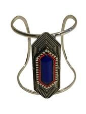 Cool open bohemian statement cuff bracelet