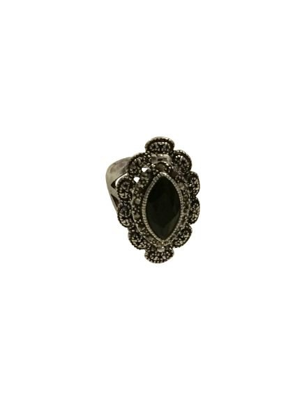 Unieke vintage bohemian chique statement ring