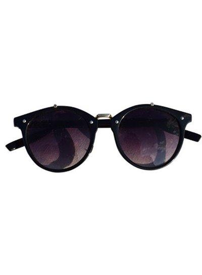 Vintage urban stijl zonnebril