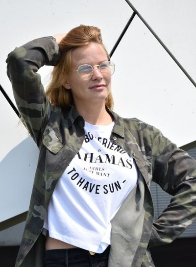 Cool urban fashion glasses silver
