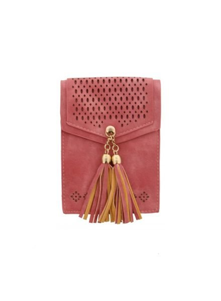 Petit hip bag with gorgeous details pink