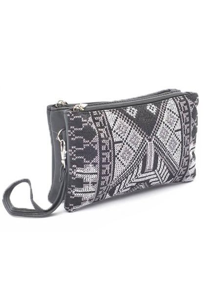 Bohemian purse aztec