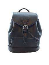 Cool minimalistic mini backpack black