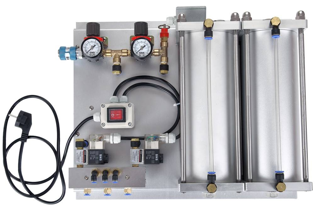 Dynacut Mikromax  Minimalmengenschmierung MDE-P2 (zwei Behälter)