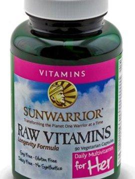 Sunwarrior Vitaminen voor vrouwen