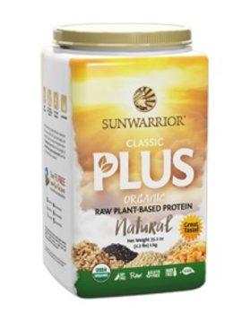 Sunwarrior Naturel Proteine Poeder classic plus – 1kg