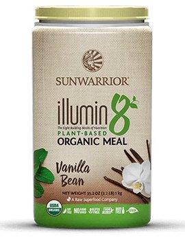 Sunwarrior Illumin8 Vanilla Bean
