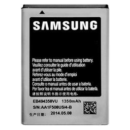 Samsung Galaxy Ace S5830 / Gio GT-S5660 Originele Batterij