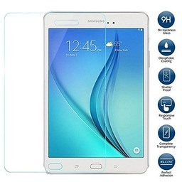 Tempered Glass Samsung Galaxy Tab A 8.0 inch Screenprotector 9H Super hardness