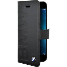 BMW Apple Iphone 6 / 6S BMW Bookcase hoesje - Zwart