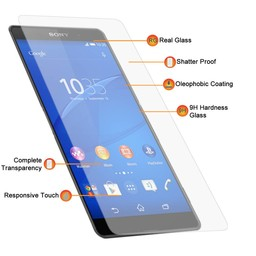 Diva Sony Xperia Z4 Mini / Compact Screenprotector