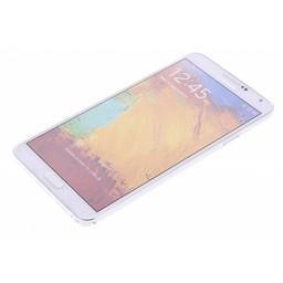 Puloka TPU Siliconen hoesje voor de achterkant van de Samsung Galaxy Note 3 - Transparant