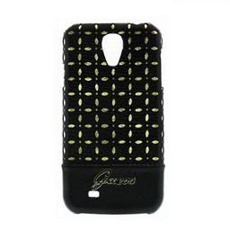 Guess Originele Gianina Hardcase achterkant hoesje - Zwart voor de Samsung Galaxy S4