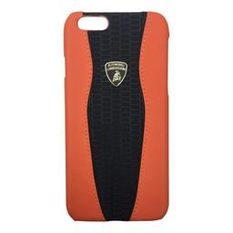 Automobili Lamborghini Huracan D2 Hardcase achterkant hoesje voor de Apple iPhone 6 / 6S - Zwart / Rood