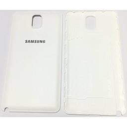 Samsung Galaxy Note 3 Originele Batterij Cover - Wit