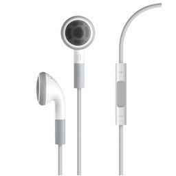 iPhone 4 / 4S Stereo headset oordopjes met afstandsbediening