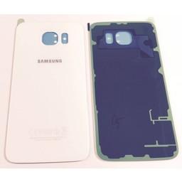 Samsung Galaxy S6 Originele Batterij Cover - Wit