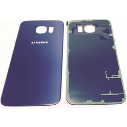 Samsung Galaxy S6 Originele Batterij Cover - Zwart