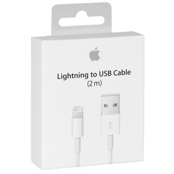 Apple iPhone 5 / 6 Originele Lightning naar USB - Oplaadkabel 200cm