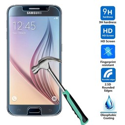 Tempered Glass Samsung Galaxy S6 Screenprotector