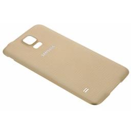 Samsung Galaxy S5 Originele Batterij Cover - Goud