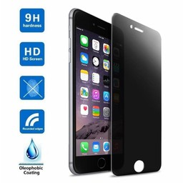 Tempered Privacy Glass Apple iPhone 7+ Screenprotector