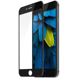 Diva iPhone 6+ / 6S+ Anti Blue Light Fullscreen Screenprotector - Zwart
