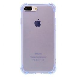 Bumpercase hoesje voor de Apple iPhone 7 Plus - Transparant