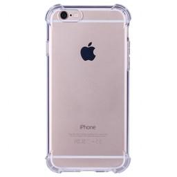Bumpercase hoesje voor de Apple iPhone 6 / 6S - Transparant