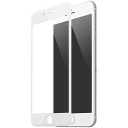 Diva 9H tempered glass iPhone 7 Anti Blue Light Fullscreen Screenprotector - Wit