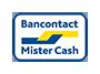 Betalen met Bancontact / Mister Cash