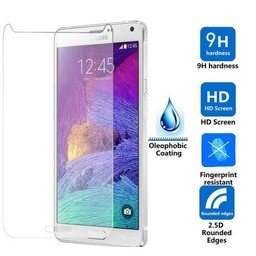 Tempered Glass Samsung Galaxy Note 4 Screen protector