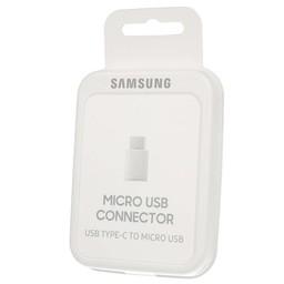 Samsung Originele Micro-USB naar Type-C Adapter - Wit