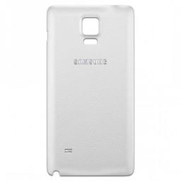 Samsung Galaxy Note 4 Originele Batterij Cover - Wit