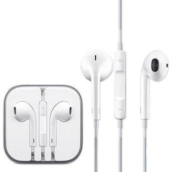 EarPods oordopjes met afstandsbediening en microfoon voor Apple