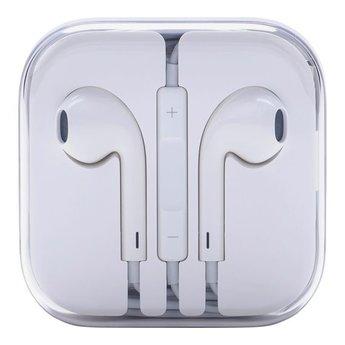 Earpods met afstandsbediening en microfoon