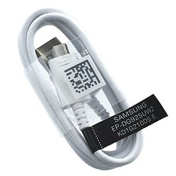 Samsung Originele Micro USB-Data + oplaadkabel 120 cm - Wit