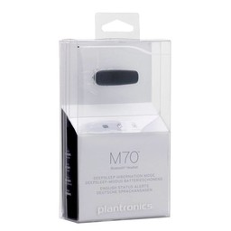 Plantronics M70 Originele Bluetooth Headset - Zwart