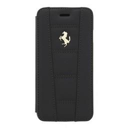 Ferrari Originele Bookcase Hoesje voor de iPhone 6 / 6S - Zwart