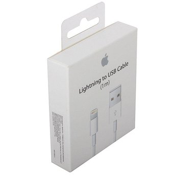 Apple iPhone 5 / 6 Originele Lightning naar USB-kabel - 1 Meter