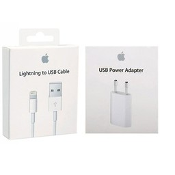 iPhone Lightning oplader met 100cm USB-kabel voor Apple