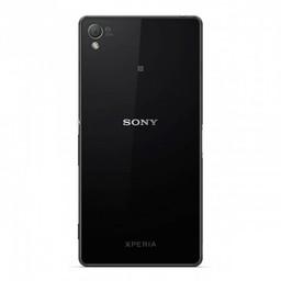 Sony Xperia Z3 Plus / Z4 Originele Batterij Cover - Zwart