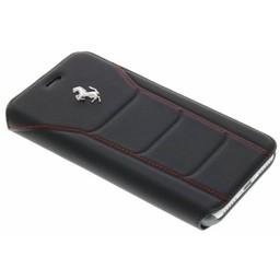 Ferrari Originele Folio Bookcase Hoesje voor de Apple iPhone 7 / 8 - Zwart