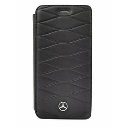 Mercedes-Benz Originele Folio Bookcase III voor de iPhone 6 / 6S / 7 - Zwart