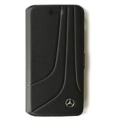 Mercedes-Benz Originele Bow III Folio Bookcase voor de iPhone 6 / 6S / 7 - Zwart