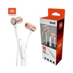 JBL Originele T290 in ear Headphones - Oordopjes Rosé goud