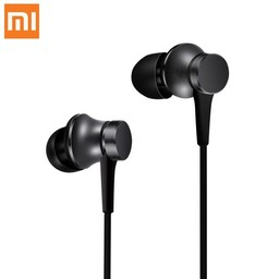 Xiaomi Mi Piston Basic In-Ear Headset - Oordopjes Mat Zwart
